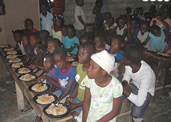 Haitian Support Ministries Nutrition Ministry